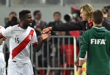 Ricardo Gareca, técnico argentino de la Selección de Perú |AFP.