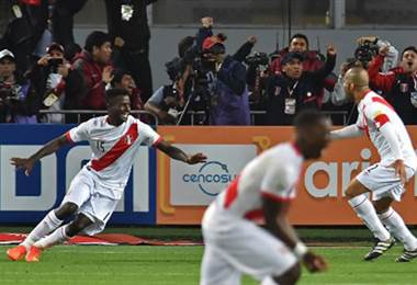 Perú vs Nueva Zelanda
