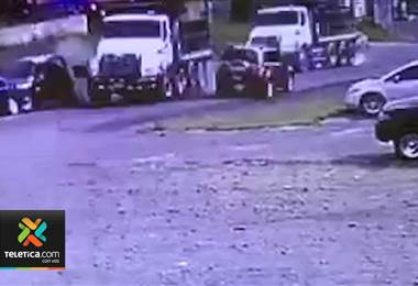 Hermano de conductora accidentada en ruta 32 alza la voz y pide a choferes de vagonetas no andar rápido