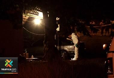 Tres personas muertas y una cuarta herida estable deja balacera en Poás de Alajuela