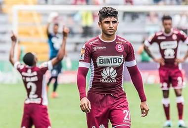 Juan Bustos Golobio vuelve a vivir un calvario con una nueva lesión que lo aleja del Apertura 2017.|Saprissa Oficial