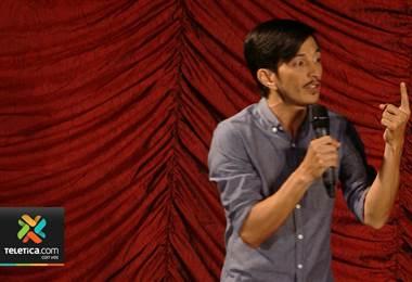 Rodrigo Villalobos llega a El Chinamo con su Stand Up Comedy