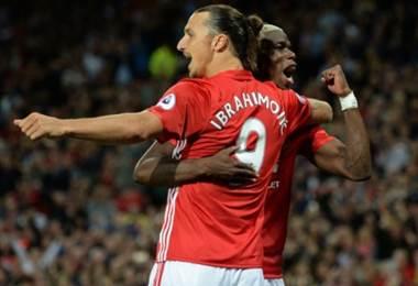 Pogba e Ibrahimovic volverán a jugar este sábado con el Manchester United |Archivo.