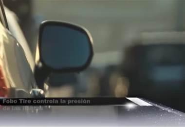 ¿Cada cuanto controla la presión del aire de las llantas de su vehiculo? Le contamos que  Fobo Tire es una idea que podría hacernos la vida más fácil.