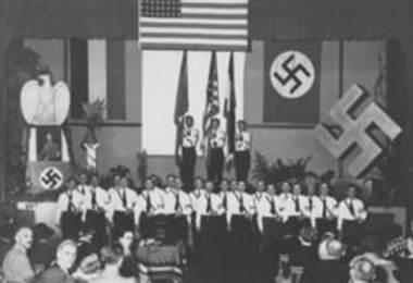Ciudadanos espías desmanteló un plan nazi