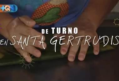 Si es amante de la buena cuchara, los picadillos, los tamales y la comida tradicional usted tiene una cita este fin de semana en los festejos patronales en honor a Santa Gertrudis.