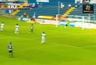Fútbol Nacional: Cartaginés 2 - 0 Pérez Zeledón 19 Noviembre 2017