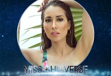 Miss Costa Rica 2017.