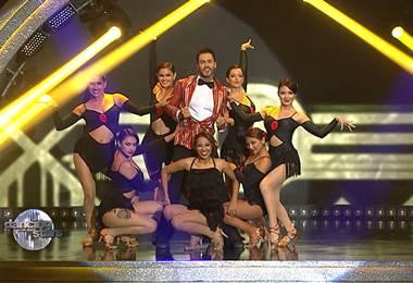 Daniel Carvajal bailó paso doble y charleston en Semifinal de Dancing WithThe Stars