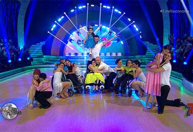 Niños de Cuidados Paliativos bailaron en la Semifinal de Dancing With The Stars