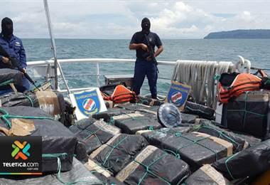 PCD ha logrado decomisar casi 23 toneladas de cocaína este año