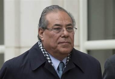 Julio Rocha, Rocha, expresidente de la Federación de Fútbol de Nicaragua.