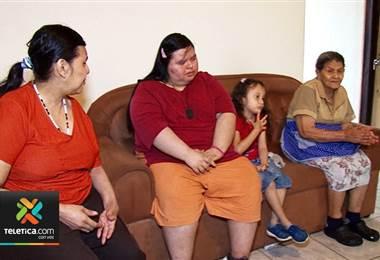 Sueños de Navidad cambió la vida de una familia puriscaleña