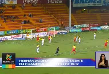 Hernán Medford insiste en que sí hay sustituto de Bryan Ruíz en la Selección