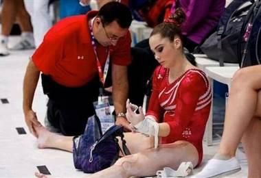 El antiguo médico de la selección de gimnasia de Estados Unidos, Larry Nassar.
