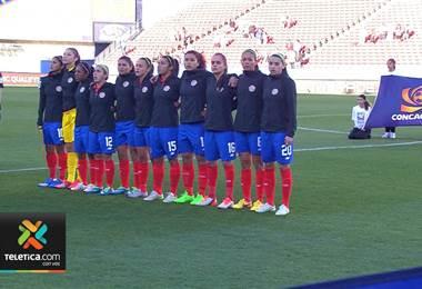 Selección femenina ya está lista para enfrentar a México el próximo sábado