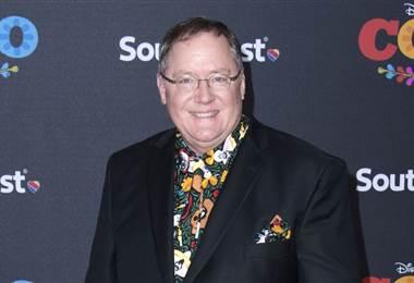 John Lasseter se va de Disney tras reconocer un comportamiento impropio.|AFP