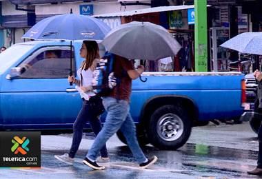 Zona de convergencia intertropical provocó las lluvias de este martes