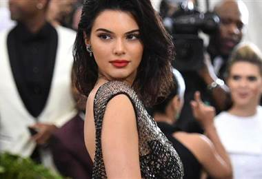 Kendall Jenner es la modelo mejor pagada del mundo.
