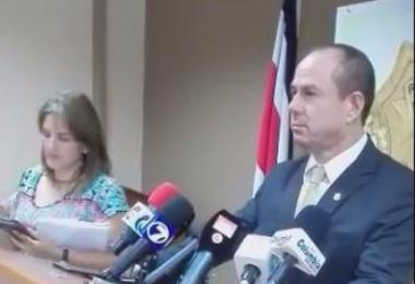 OIJ revela detalles del asesinato del fiscal Hans de la O