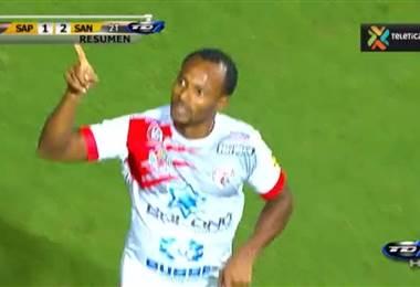 Fútbol Nacional: Saprissa 1 - 2 Santos 22 Noviembre 2017