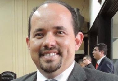 Johnny Leiva, diputado del PUSC. PUSC