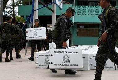 Elecciones de es este domingo en Honduras están bajo vigilancia