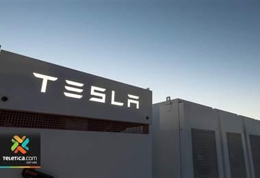 Compañía Tesla crea la batería más grande del mundo