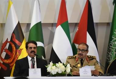 Lanzan en Arabia Saudí coalición antiterrorista de 41 países musulmanes