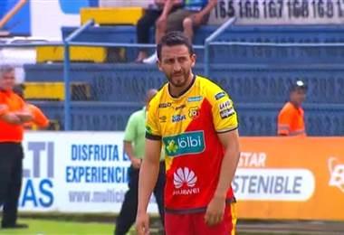Fútbol Nacional: Pérez Zeledón 1 - 0 Herediano 26 Noviembre 2017
