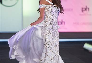 Miss Costa Rica Elena Correa