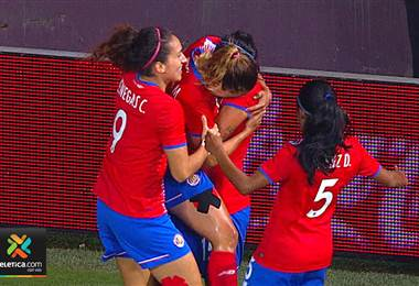 Fútbol Femenino: Costa Rica vs México