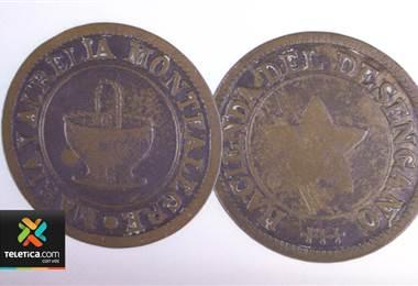 Aficionados a la numismática conocen sobre boletos de café