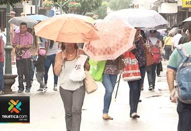 Meteorológico pronostica para este fin de semana fuertes vientos y lluvia