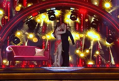La chef Sophía bailó tango, libre y un jive en la Gran Final de Dancing With The Stars