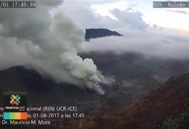 Visitas al volcán Irazú se triplicaron con el cierre del volcán Poás