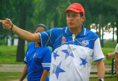 El panameño Kenneth Zseremeta extécnico de la selección Sub 20 de Venezuela.|FVF