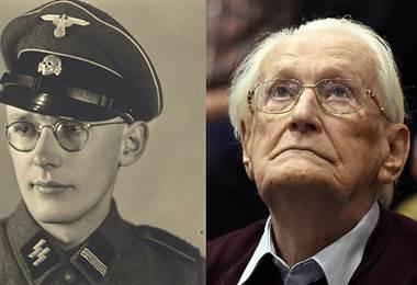 Oskar Gröning, soldado nazi