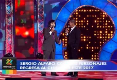 Sergio Alfaro y sus personajes regresan al Chinamo este 2017