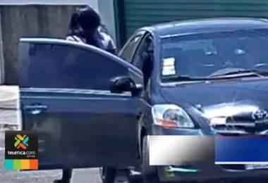OIJ busca a dos mujeres que tendrían relación con taxista que apareció quemado en Heredia