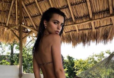 Emily Ratajkowski de vacaciones por Nicaragua.