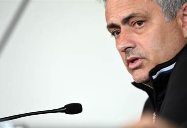 Jose Mourinho, técnico del Manchester United |Archivo.