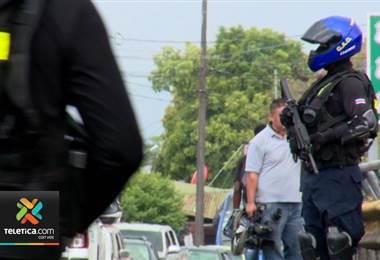 Seguridad pública interpuso recurso de habeas corpus a favor de policías detenidos