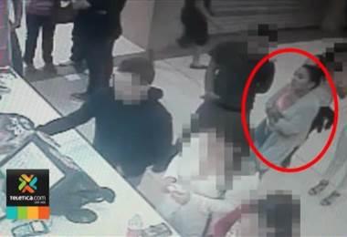 OIJ pide ayuda para identificar a mujer sospechosa de asesinato