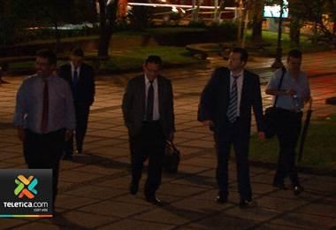 Juan Carlos Bolaños y altos funcionarios del BCR permanecen en celdas judiciales