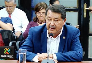 Morales Zapata no profundizó sobre declaraciones que realizó este lunes en el plenario
