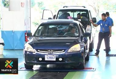 Riteve reporta aumento de vehículos sin revisión técnica