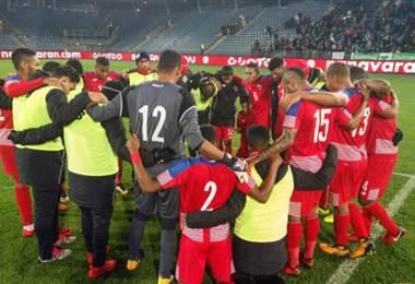 Selección de Panamá fue derrotada por Irán 2-1.