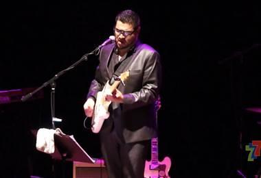 Bluesman tico José Ramírez prepara su gira europea