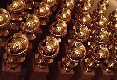 Premios Globos de Oro. Imagen tomada de Facebook.